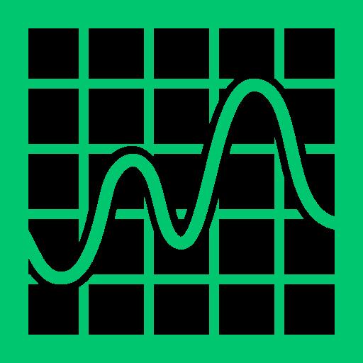 chart showing minimum-volatility-smooth-line-chart