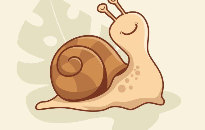 slowing-australian-economic-growth-forecast-imf-asx-shares-snail